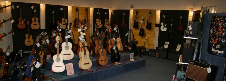 Gitarren Bässe